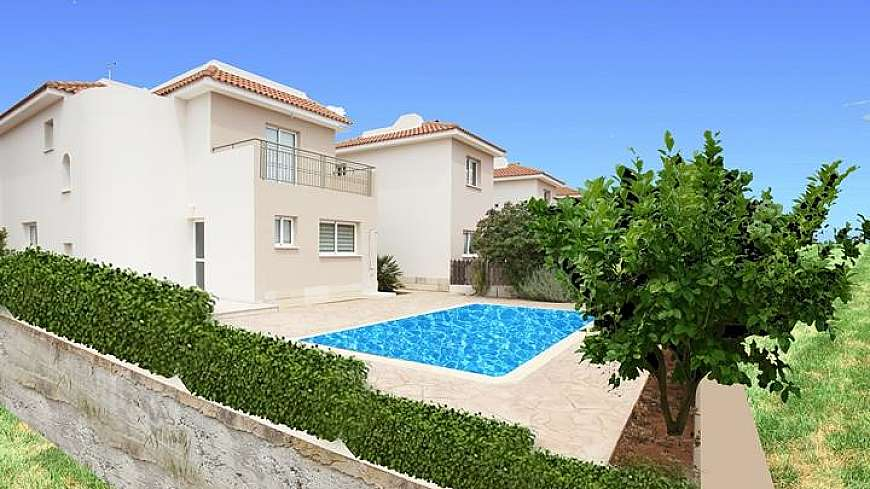 **SPECIAL OFFER** REDUCED FROM €315,000 NOW €285,000 - 3 Bedroom Villa in Paralimni with TITLE DEEDS