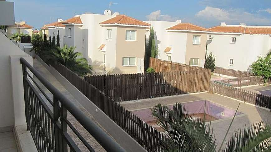 **SPECIAL OFFER** REDUCED FROM €135,000 NOW €125,000 - 2 bedroom sea view apartment in Paralimni with TITLE DEEDS