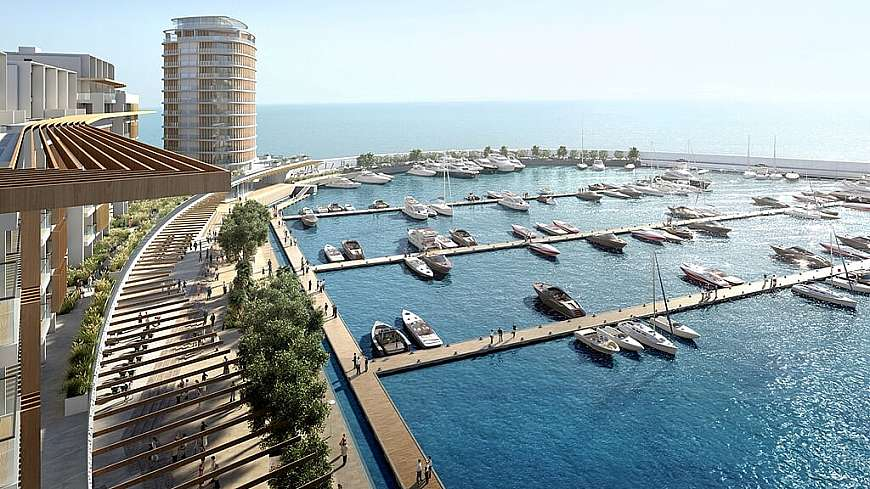 2/3 bdrm apartments for sale/Paralimni Marina