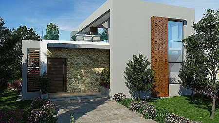 3 Bedroom Detached Luxury Villa/Protaras