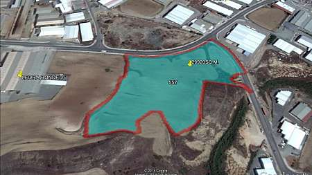 Industrial land for sale/Dhali